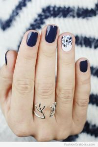 25+ best ideas about Winter nails on Pinterest | Winter ...