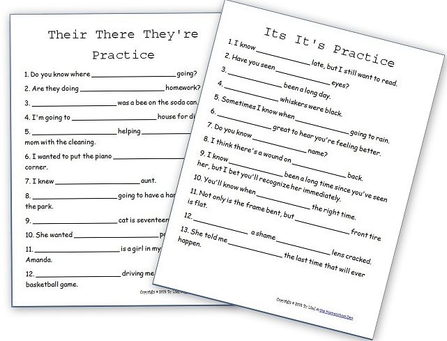 17 Best images about Grammar Worksheets on Pinterest