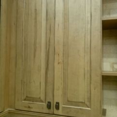 Home Depot Kitchen Cabinet Door Knobs And Pulls Dillon Rustic Maple In Husk @ Kraftmaid ...