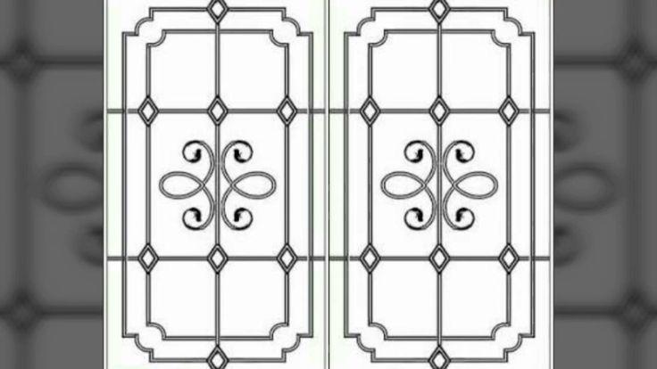 17 Best ideas about Window Grill Design on Pinterest