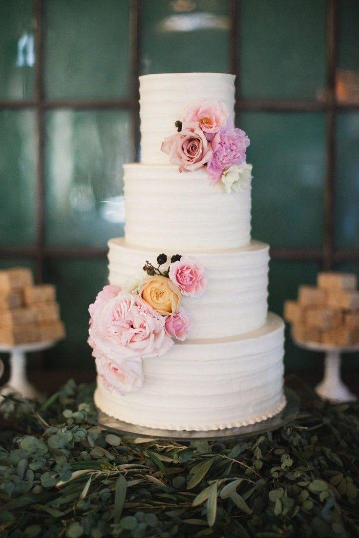 25 best ideas about 4 Tier Wedding Cake on Pinterest  4
