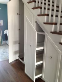 25+ best ideas about Under stairs storage solutions on ...