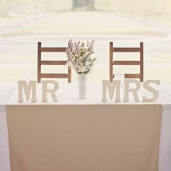 White Chair Covers Cheap Lightweight Beach 1000+ Images About Mr & Mrs On Pinterest | Mrs, Sweetheart Table Decor And Vintage Wedding Signs