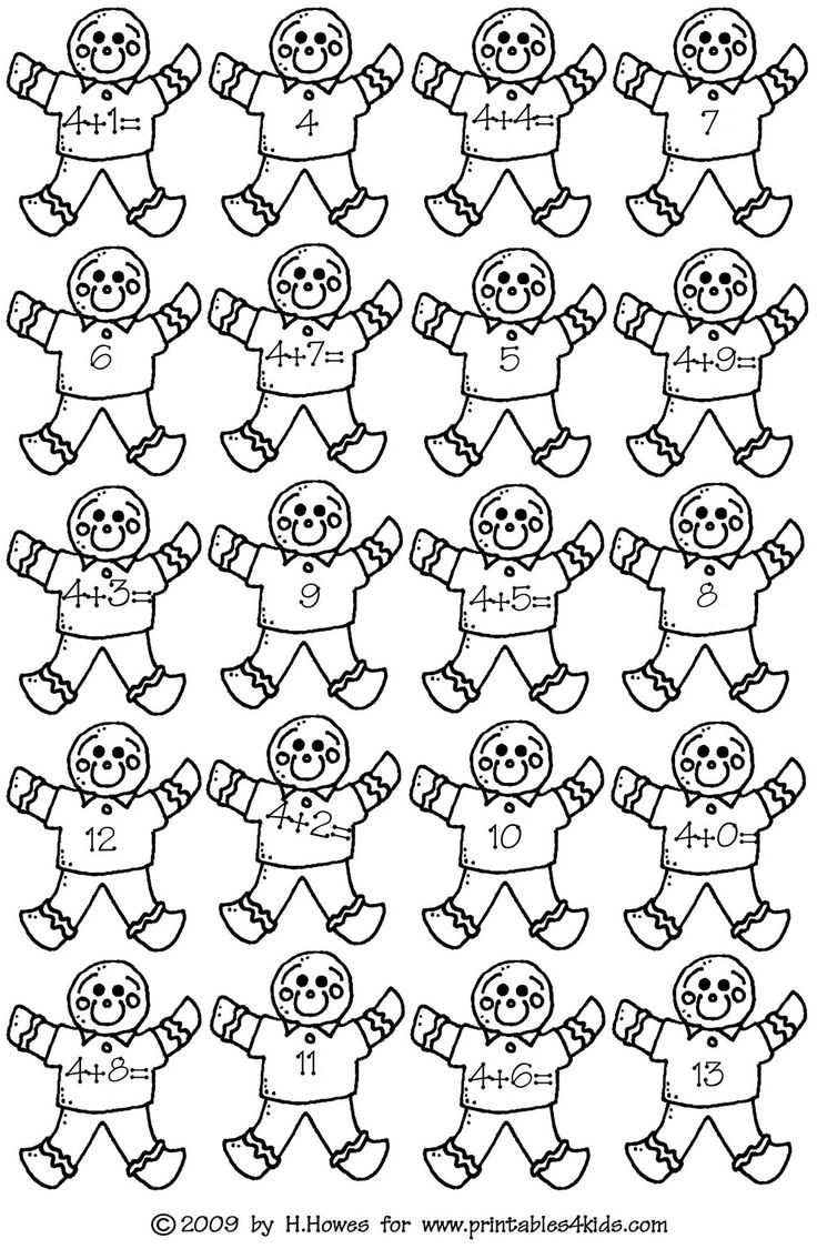 117 best images about Gingerbread man activities, freebies