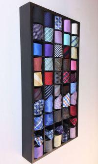 25+ best Tie Rack ideas on Pinterest | Tie hanger ideas ...