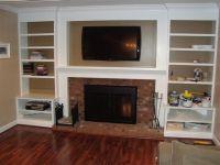 Best 20+ Bookshelves Around Fireplace ideas on Pinterest ...