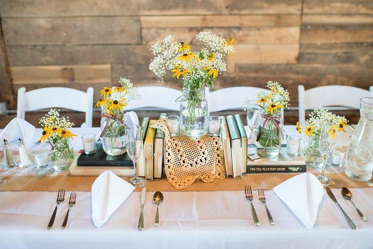 Southern Style Barn Wedding