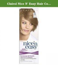 Clairol Nice N' Easy Hair Color #70, Beige Blonde (Pack of ...