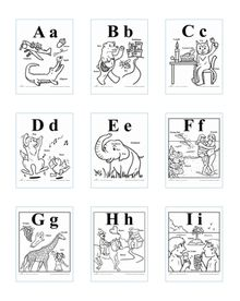 17 Best images about °‿• English alphabet b\w on Pinterest