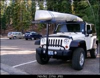 17 Best images about Jeep rack for kayak on Pinterest ...