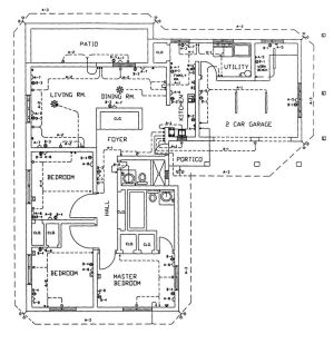 ELECTRICAL LAYOUT PLAN FOR LIBRARY  Auto Electrical Wiring Diagram