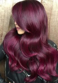 17 Best ideas about Burgundy Hair Colors on Pinterest ...