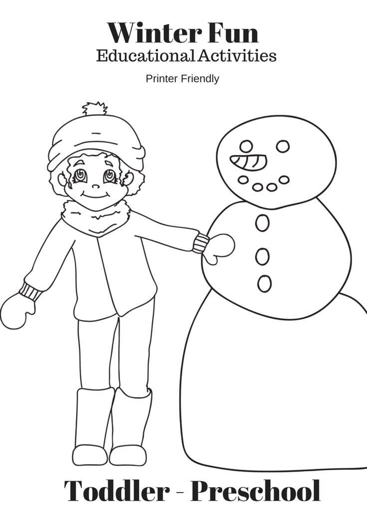 17 Best images about Winter Season Activities on Pinterest