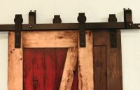 Barn Door Hardware Double Track   Ideas for the House ...
