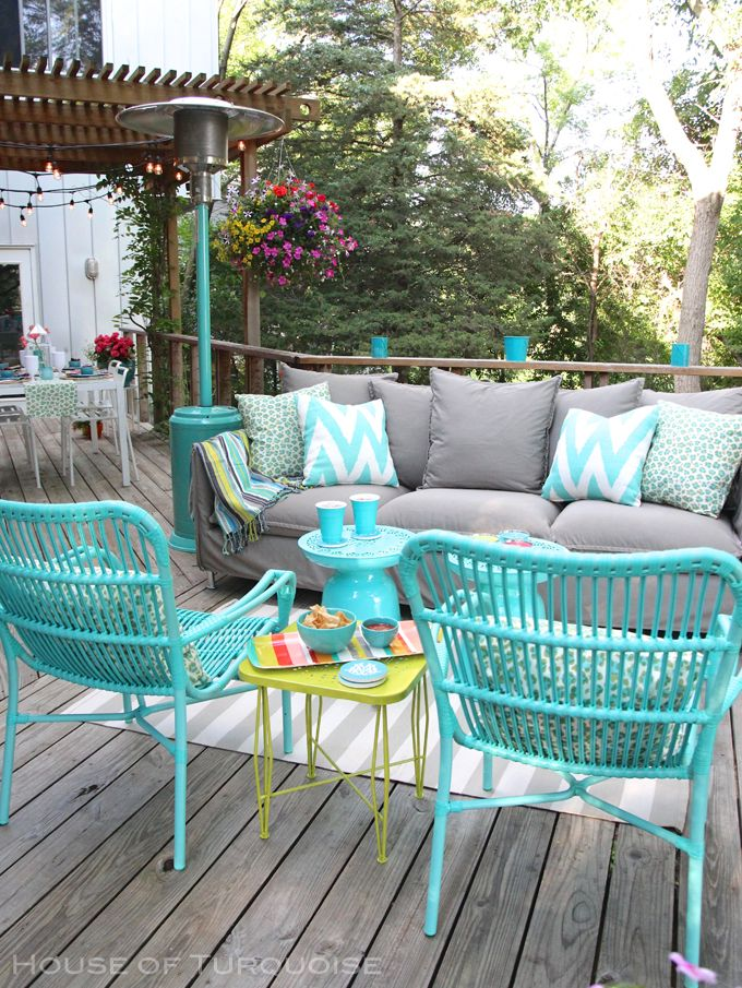 25 Best Ideas About Deck Furniture On Pinterest Easy Patio