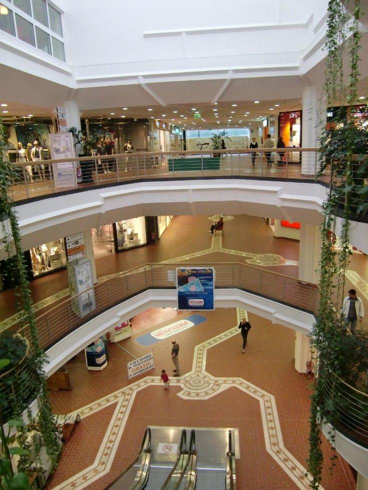 Citta Fiera large shopping mall  Martignacco  Udine