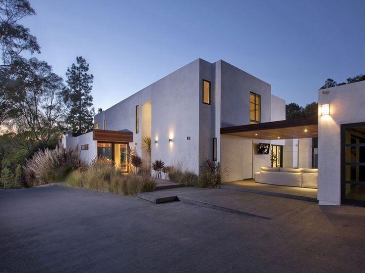 199 Best Images About Minimalist Modern Hillside Homes On