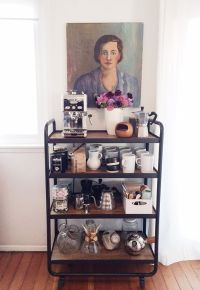17 Best ideas about Coffee Carts on Pinterest | Coffee bar ...
