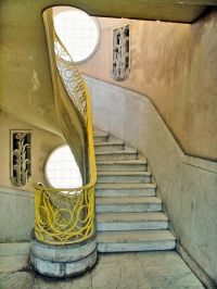 1000+ images about ART DECO STAIRS [=] on Pinterest