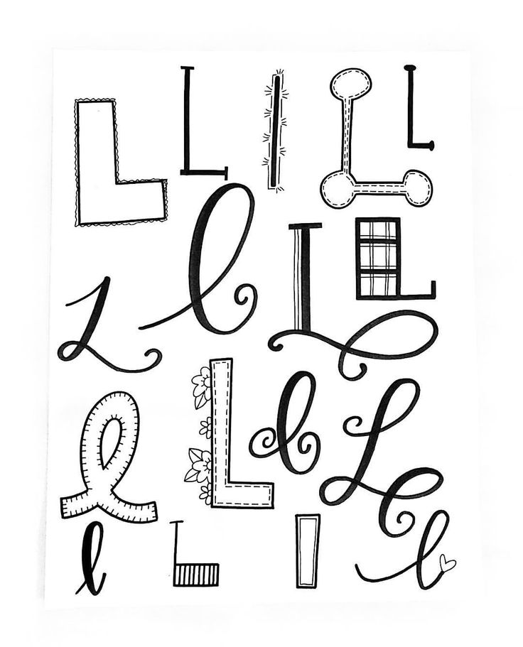 17 Best ideas about Handwriting Alphabet on Pinterest