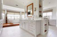 Double sided vanity bathroom two sided sinks vanities ...