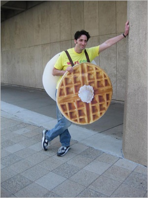 1000 Images About Waffles Costumes On Pinterest