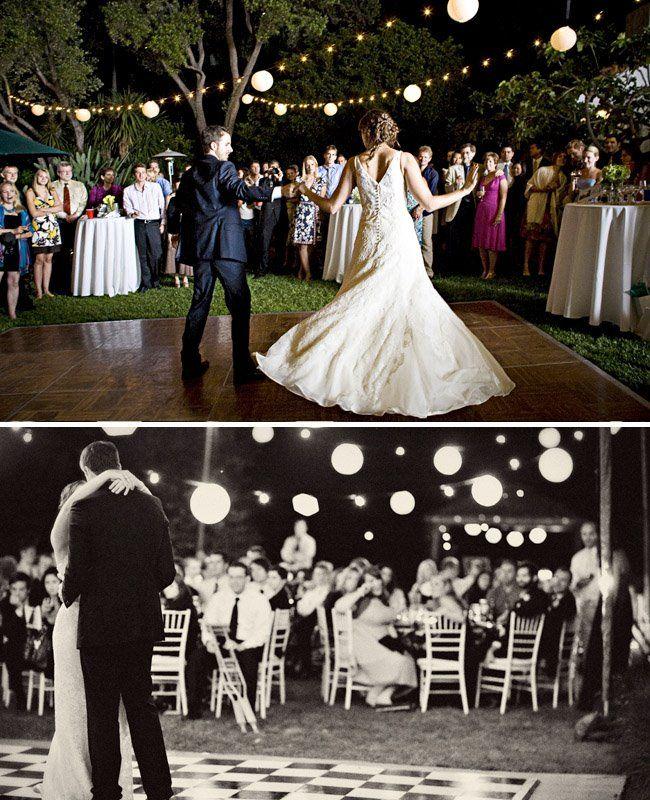 25 Best Ideas About Backyard Wedding Receptions On Pinterest
