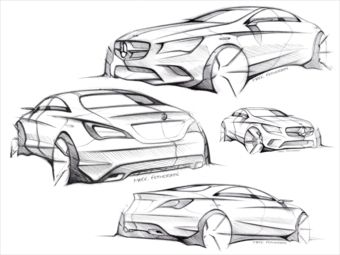 17 Best images about Free Hand Automotive Sketches on