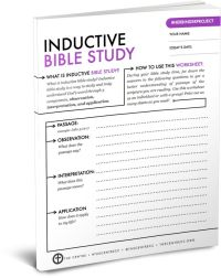 1000+ ideas about Inductive Bible Study on Pinterest ...