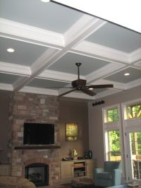 17 Best images about Coffered ceilings on Pinterest ...