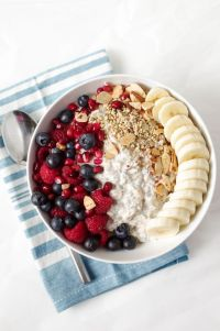 25+ best ideas about Breakfast bowls on Pinterest | Clean ...