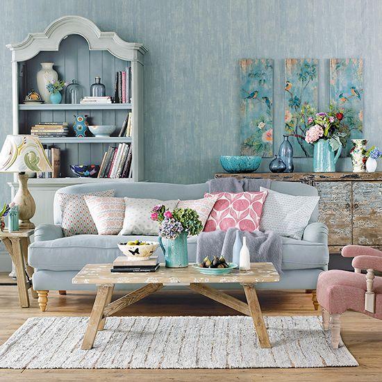 Best 20 Shabby chic living room ideas on Pinterest