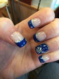 1000+ ideas about New Year's Nails on Pinterest | Red And ...