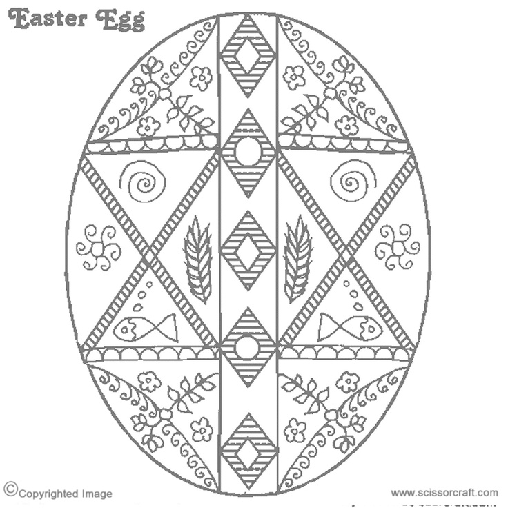 17 Best images about Egg decorating patterns on Pinterest