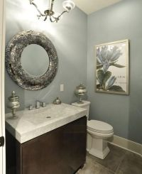 1000+ ideas about Powder Room Paint on Pinterest | Guest ...