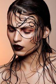 avant-garde hair design #hairdressing