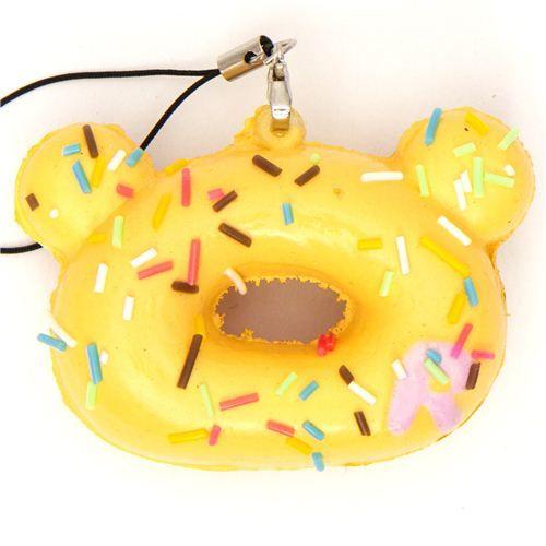17 best images about bear donut rilakkuma squishies on pinterest