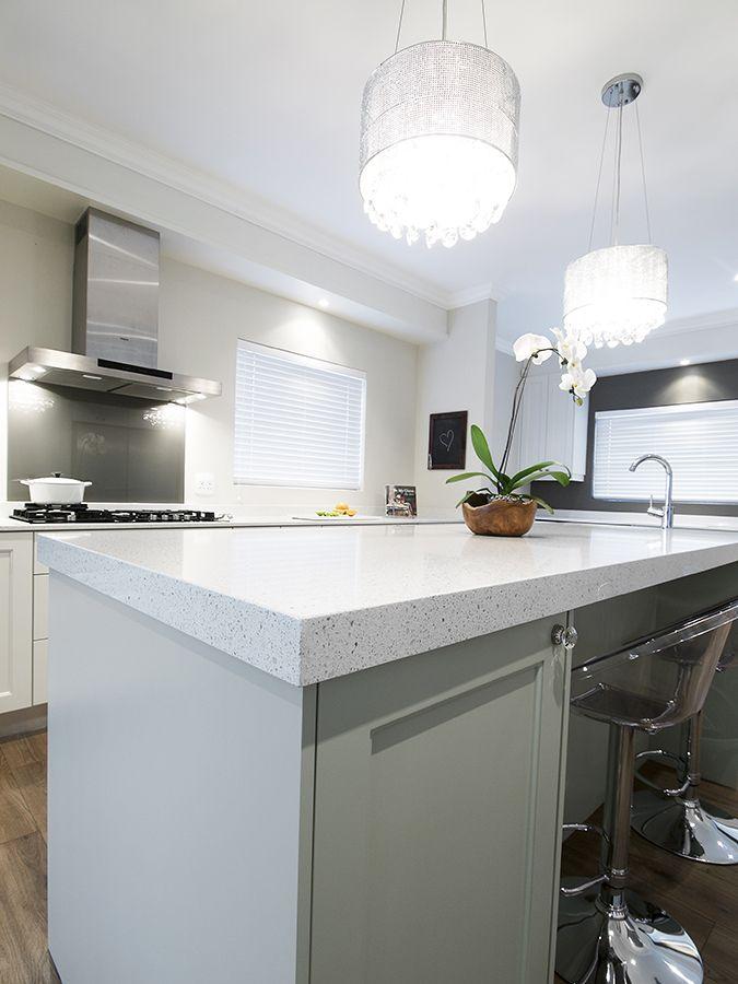 Nougat Caesarstone Kitchen Countertops Wwwcaesarstoneco
