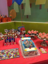 Paw Patrol Dessert table! | paw patrol birthday party ...