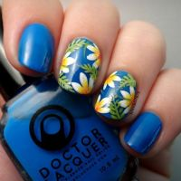 25+ best Tropical nail art ideas on Pinterest