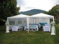 White Tent Of Wedding Decoration Gazebo For Wedding Party ...