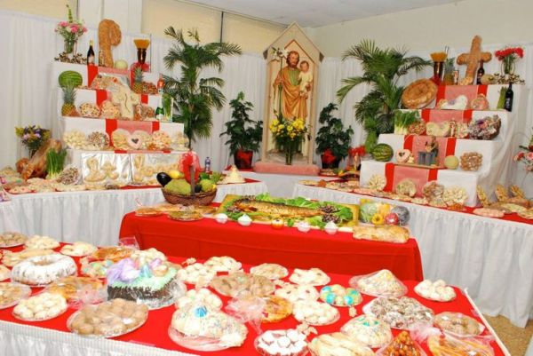 78 Best images about St Joseph39s Day Altar on Pinterest