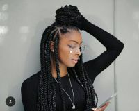 1000+ ideas about Protective Hairstyles on Pinterest | Box ...