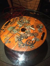 1000+ images about Steampunk coffee table inspiration on ...