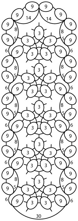 81 best images about Free Tatting Patterns on Pinterest