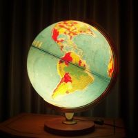 10+ ideas about Globe Lamps on Pinterest | Elephants in ...