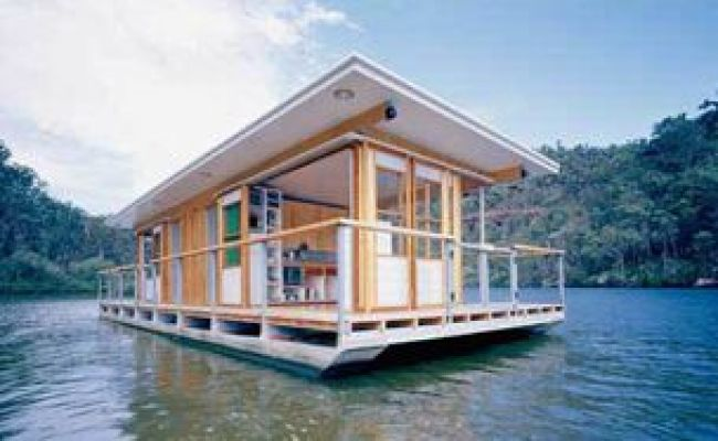 Build Blog Floating Houses I Want A Boathouse That