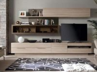 Rimobel Duo Contemporary TV Unit and Wall Cabinet in ...