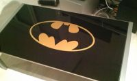 Vinilo de Batman para mesa. Batman vinyl for coffee table ...