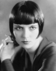 louise brooks #bob #bangs #1930s